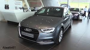 2017 Audi A3 - In Depth Review Interior Exterior - YouTube