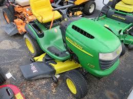 2005 john deere 120 specialty tractors 173210