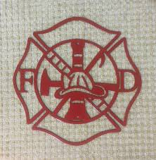 on maltese cross firefighter metal wall art with fireman s maltese cross metal art wall sign