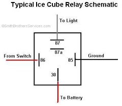 fuel pump always on? beuler relay wiring diagram at Beuler Relay Wiring Diagram