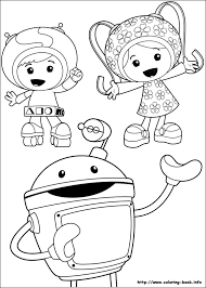 Small Picture team umizoomi coloring pages com umizoomi coloring pages on