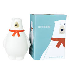 Polar Bear Night Light Bob The Polar Bear Night Light Rex London Trade And Wholesale