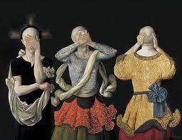 31 BENJAMIN DOMINGUEZ Paintings ideas in 2021 | renaissance ...