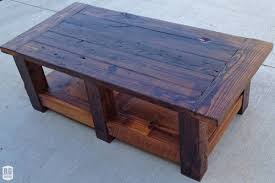 rustic coffee table woodworking plans rustic coffee table plans writehookstudi on table kitchen woodworking plans coffee