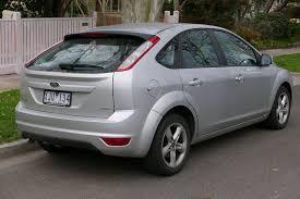 File:2009 Ford Focus (LV) TDCi 5-door hatchback (2015-07-10) 02 ...