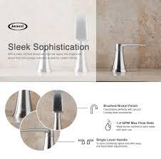 jacuzzi lyndsay 2 handle bathroom faucet