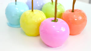 Weed Infused Candy Apples Recipe