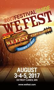We Fest Seating Chart 2016 We Fest 2017 By Detroit Lakes Newspapers Issuu