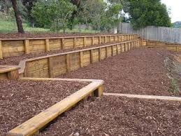 wood retaining wall with steps retaining wall simple steps for building retaining wall with wooden material