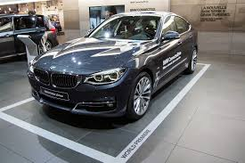 BMW 3 Series Gran Turismo Gets Sportier Design, Upgraded Interior ...