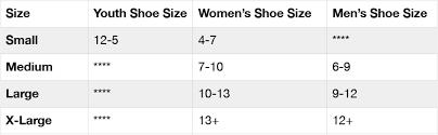 Volleyball Size Chart Volleyball Crew Socks Ball Girls Boys Logo Team Elite Fun
