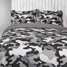 gray camo bedding improbable bedroom large
