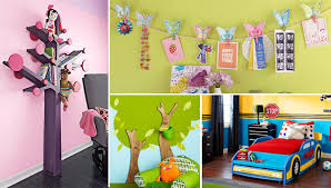 ... Room Decor For Kids Childrens Room Decor Hero Many Style Modern Small  Space Best ...