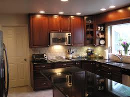 Affordable Kitchen Backsplash Affordable Kitchen Remodel Large Refrigerator Chocolate Wooden