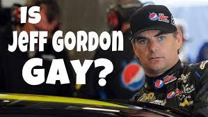 Jeff gordon gay pictures