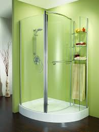 shower stall bathroom. if your home has a small bathroom, it is good idea for you to install walk-in shower stall. this stall helps maximize the usage of bathroom