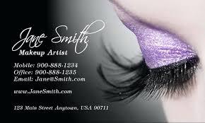 makeup business cards templates makeupview co