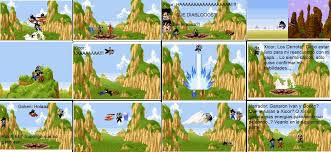 Dragon Ball Revolution Capitulo 3 (Parte 1) by LeoSprites on DeviantArt