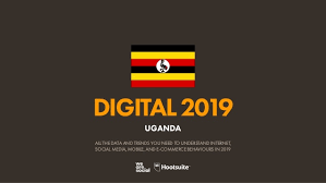 Uganda Top 40 Music Chart Digital 2019 Uganda January 2019 V01