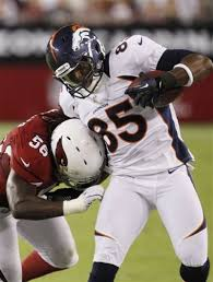 2012 Denver Broncos Roster Tight Ends Broncotalk