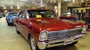 1966 Chevy Nova with 400 HP For Sale - YouTube