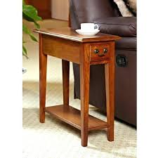 small chairside table. Home And Furniture: Astonishing Small Chairside Table On Black Narrow Coffee With Storage Tables