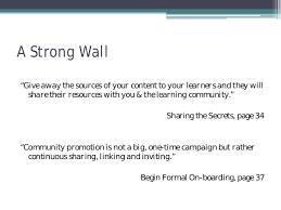Community Quotes