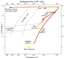 Stellar Evolution Wikipedia