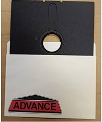 5 25 Floppy Disks 10 Pack 5 1 4 Ds Dd Low Density Formatted Ibm 360k With Sleeves