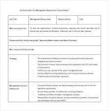 Cover Letter For Staff Accountant Job Description Templates
