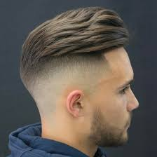 30 Ultra Cool High Fade Haircuts For Men