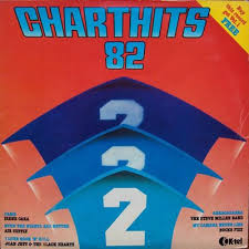 Chart Hits 82 Volumes 1 And 2 K Tel 1982 A Pop Fans Dream