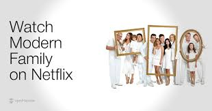 is modern family on yes but