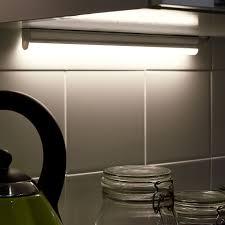 connex mains led under cabinet strip light