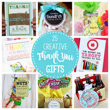 25 Creative Unique Thank You Gifts Fun Squared