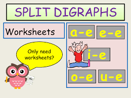 The next digraphs worksheet is a 'cut and paste' digraph sort worksheet. Split Digraphs Phonics Worksheets Keystage 1 Teaching Resources