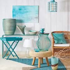 Turquoise Home Decor Accents MustHave Turquoise Decor Coastal Living 2