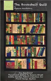 Bookshelf Quilt Pattern New Ideas