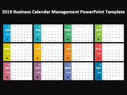 40392006 Style Variety 2 Calendar 1 Piece Powerpoint
