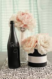Diy Wine Bottle Labels 7 Wine Bottle Centerpieces You Can Diy For Your Wedding Day