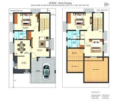 20x30 house home plans for site luxury excellent east facing duplex house floor plans contemporary best