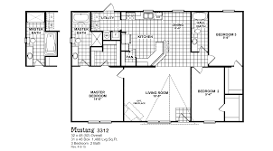 Single Wide Mobile Home Floor Plans 2 Bedroom Red Tag Clearance Oak Creek Homes