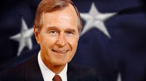 George H.W. Bush | Biography, Presidency, Accomplishments, & Facts |  Britannica