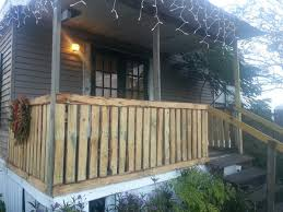 Vinyl Porch Railing Ideas For Porches And Decks  Porch Railings Porch Railing Pictures