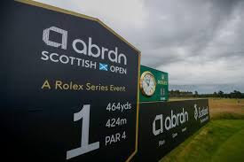 Scottish Open 2021: when does the golf ...