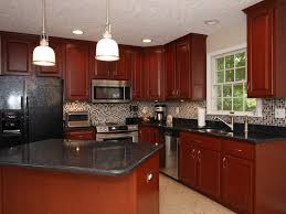 the sior family kitchen before cabinet refacing in annapolis md james g after