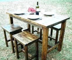 outdoor bar stool and table set outdoor bar furniture set outdoor bar height table set outside