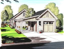 House Pool House Plans With Garage
