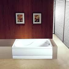 acrylic bathtubs freestanding