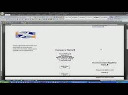 Microsoft Word How To Make A Brochure In A Word Document